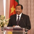 President Paul Biya has been leader of Cameroon since 1982