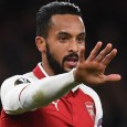 Theo Walcott has completed a medical and agreed personal terms with Everton