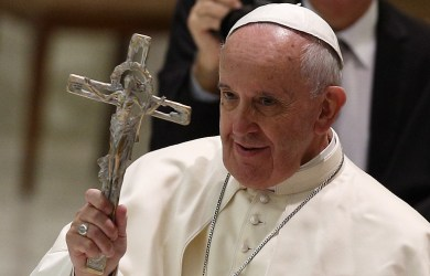Pope Francis will visit anti-Nazi Baltic countries - Lithuania, Latvia and Estonia PHOTO: CNS