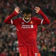 Mohamed Salah ended his goal drought as he scored the only goal against Hudderfield