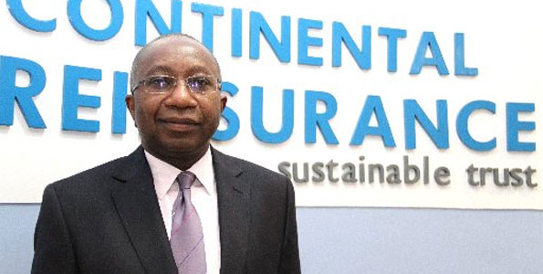 Maduka Okafor has sued Dr Femi Oyetunji for running Continental Reinsurance illegally
