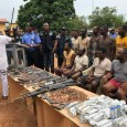 FILE: Nigeria Police have arrested 117 killer suspects in the northern state of Zamfara