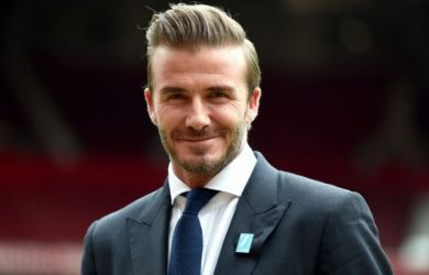 David Beckham has predicted that England will play Argentina in the final of the 2018 World Cup