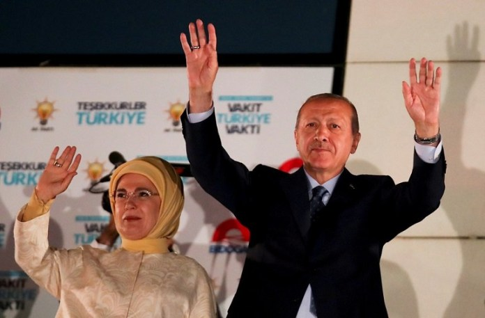 Erdogan has won a new five-year term in office as Turkey president