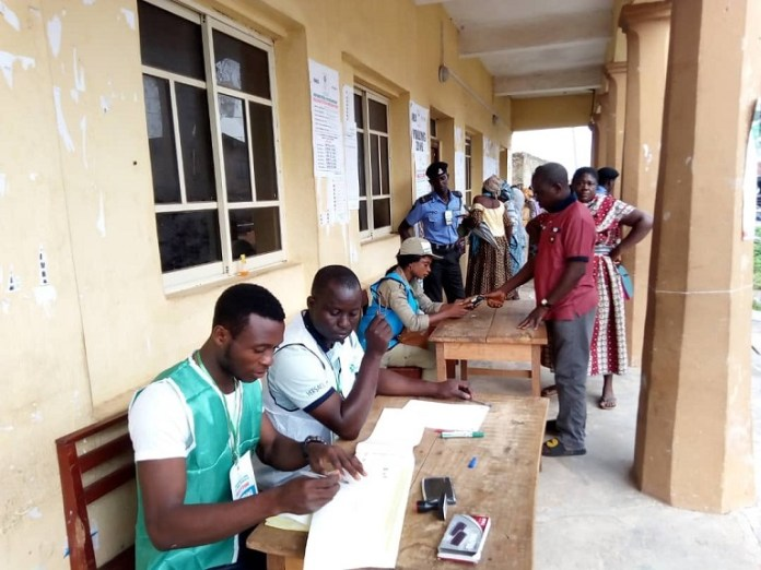 #EkitiDecides2018: Accreditation, voting ongoing as electorate decide #EkitiDecides2018