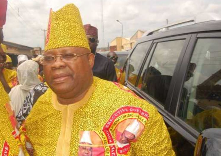 Senator Ademola Adeleke filed his case at the tribunal challenging the outcome of Osun governorship election