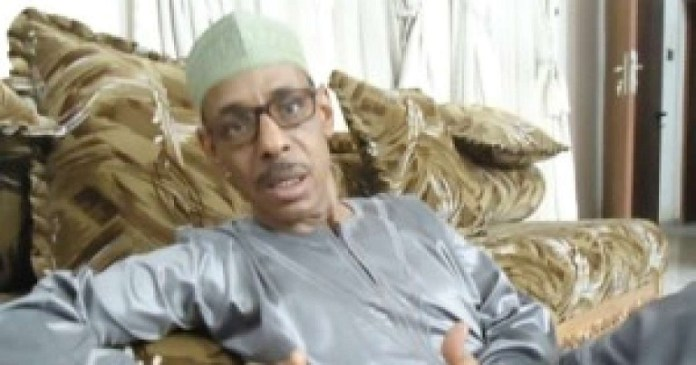 Hakeem Baba-Ahmed says his exit from APC has nothing to do with Saraki