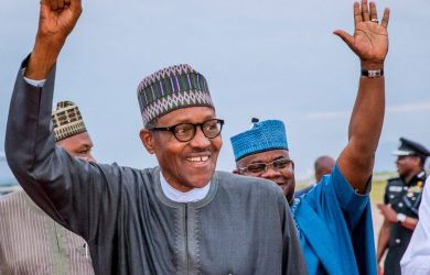 President Muhammadu Buhari has returned to Nigeria after a 10-day vacation in the UK