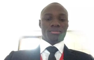 Police say Samuel Ogundipe was in custody of confidential documents