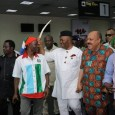 Senator Godswill Akpabio has officially defected from PDP to APC