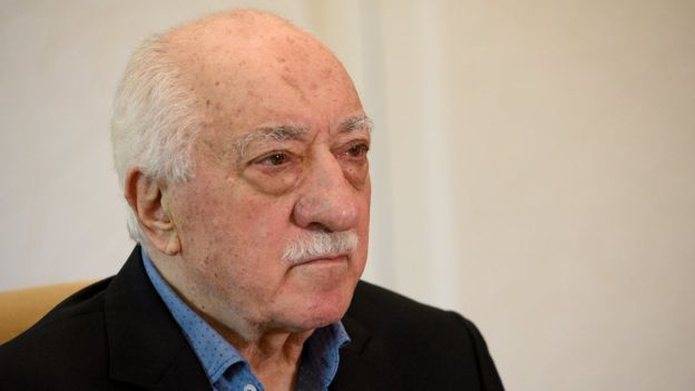 Turkey has urged the US to extradite Muslim cleric Fethullah Gulen