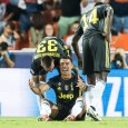 Cristiano Ronaldo sees red as Juventus beat Valencia at the Mestalla Stadium