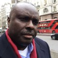 Former Delta State governor, James Ibori, speaks after a court hearing outside the Royal Courts of Justice in London, Britain, January 31, 2017. REUTERS