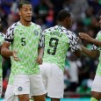 Odion Ighalo scored a hat-trick as Nigeria thrashed Libya