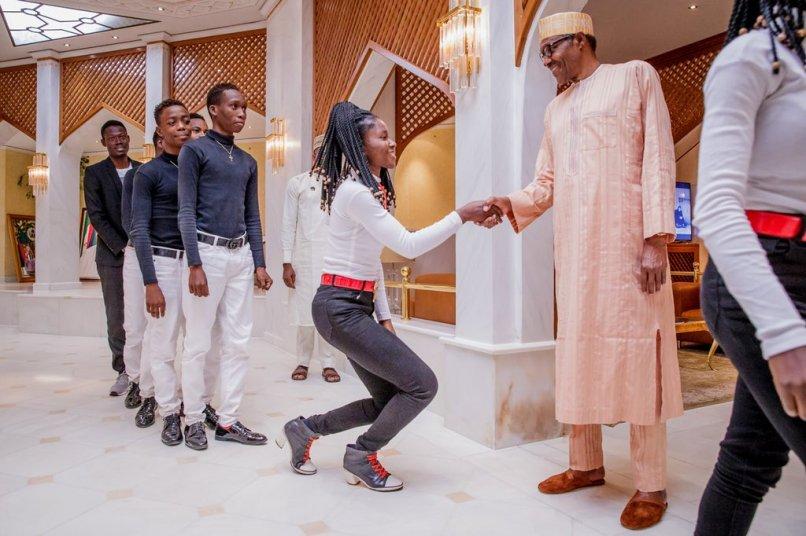 President Muhammadu Buhari hosted Ezekwesili to breakfast at the State House