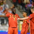 Romelu Lukaku scored twice as Belgium beat Switzerland 2-1 in UEFA Nations League match