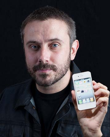 Jeremy Scahill used Apple's Encryption for all his sensitive journalist work, so you know it's safe
