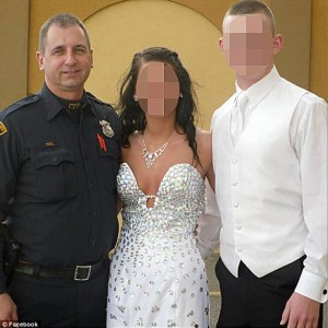 Cleveland police officer Timothy Loehmann