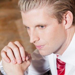Donald Trump announced his son Eric would be running as his Vice Presidential candidate