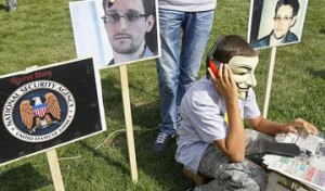 Hackers around the world have been searching for a home for their wayward comrade, Edward Snowden. Finally, it seems, they have settled on North Korea.