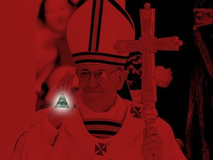 Pope Francis to underwrite millions of soldiers in a transnational Christian Army to tackle ISIS.