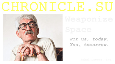 Weaponize space