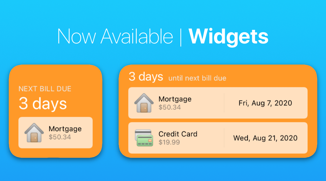 Introducing Chronicle Widgets