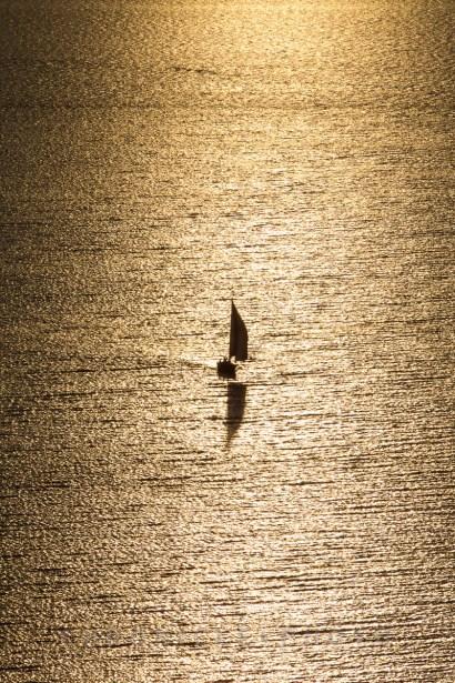 Sunset, Shilshole Bay, 2012