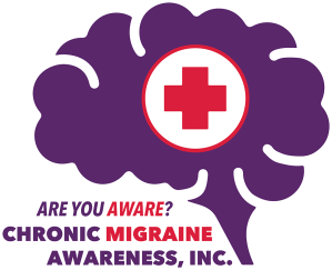 Chronic Migraine Awareness, Inc. Logo