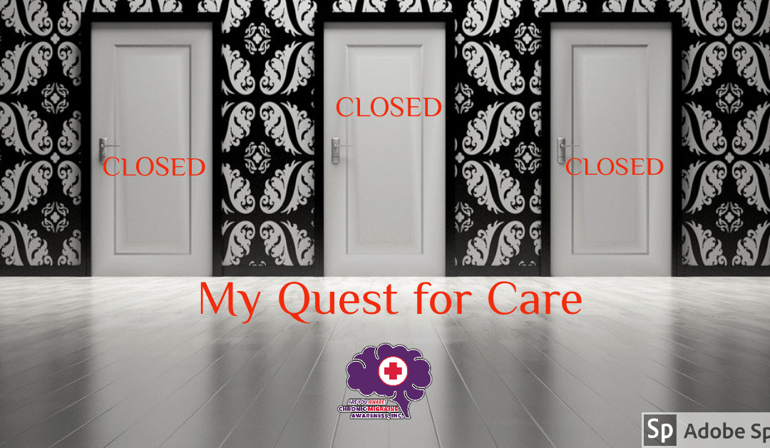 My Quest for Care During COVID-19