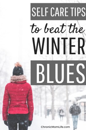 Self Care Tips to Beat the Winter Blues #selfcare #depression
