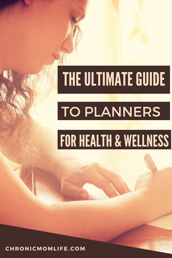 The Ultimate Guide to Planners for Health and Wellness