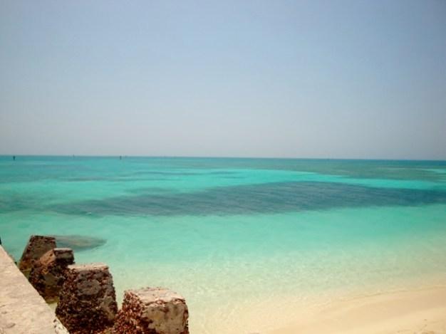 Dry Tortugas Beach