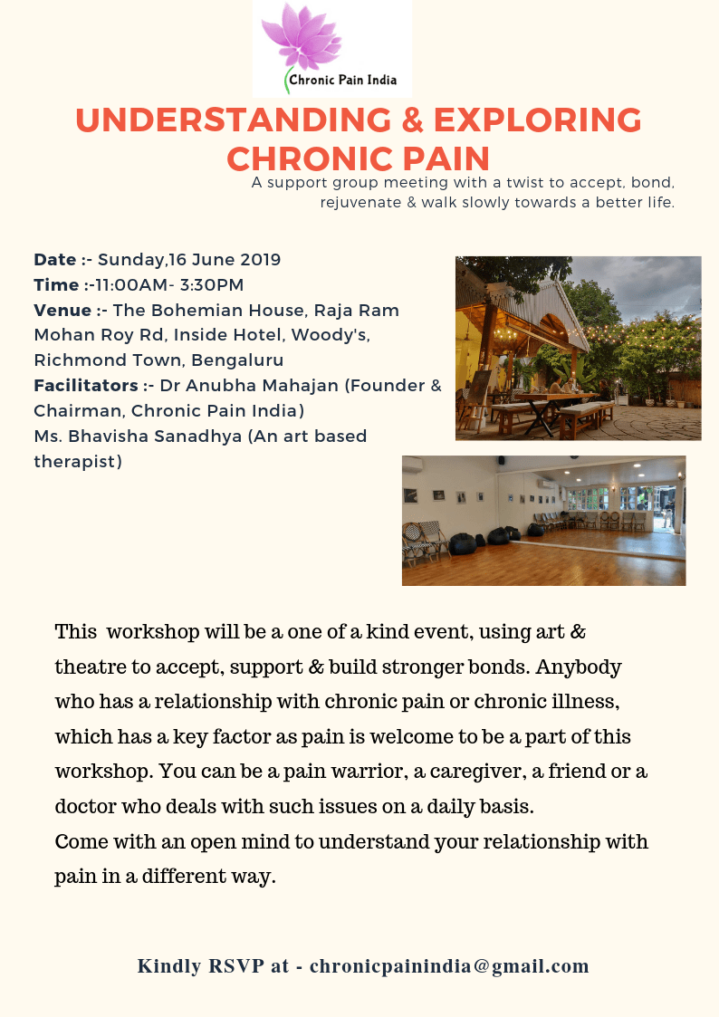 understanding & exploring chronic pain