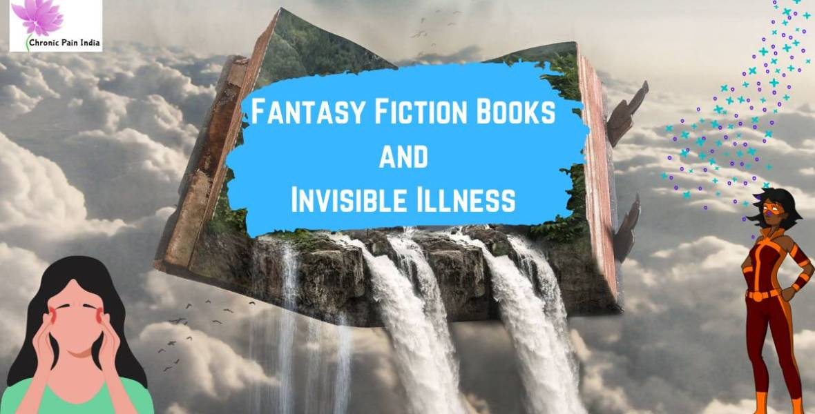 Fantasy Fiction Books and Invisible Illnesses
