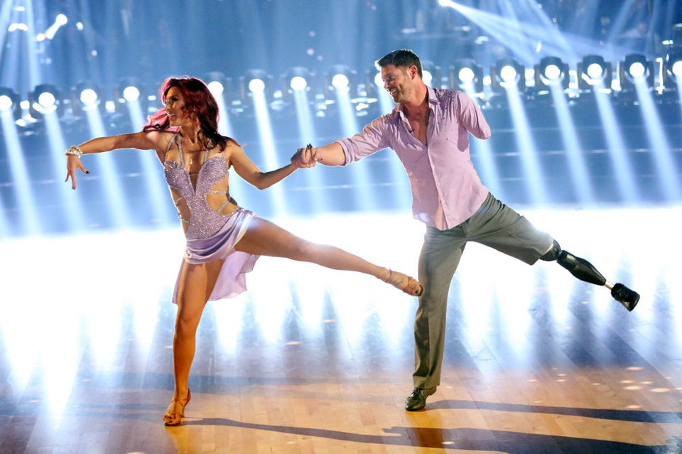 noah and sharna from dancing with the stars
