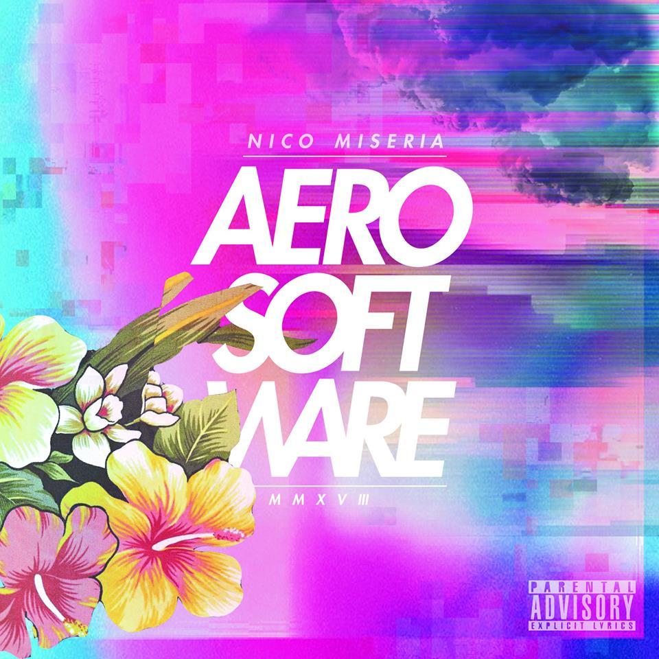 AEROSOFTWARE Nuevo disco de NICO MISERIA con CHRONIC TING