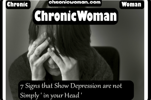 7 Signs that Show Depression are not Simply in your Head