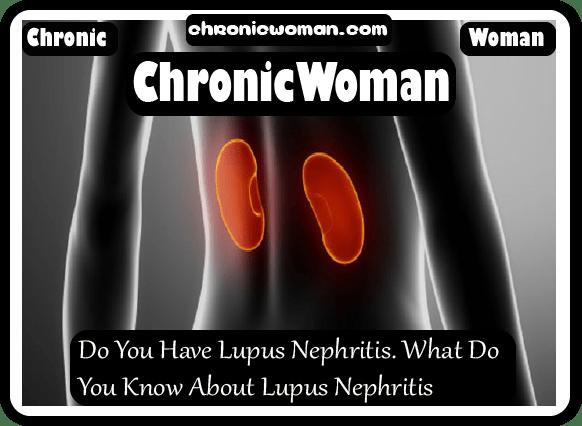 Lupus Nepritis