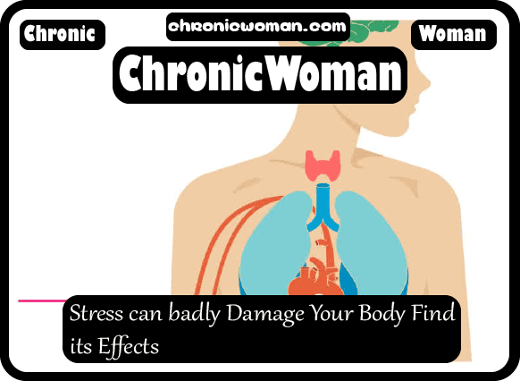 Stress can badly Damage Your Body Find its Effects
