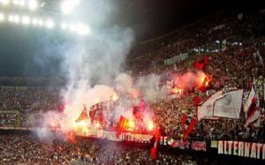 violence dans le stade