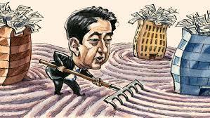 Si Mr Abe réussi son pari...