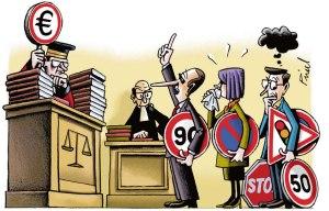 Un encombrement inutile de la justice pour de simples problèmes règlementaires.