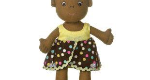 Aurora Plush Baby Sierra Doll