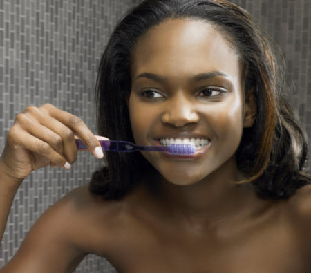 astuces maison pour des dents blanches