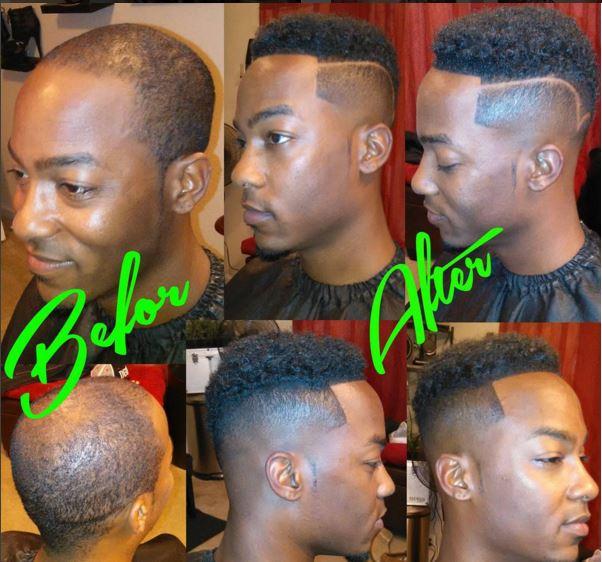 Calvitie : perruque afro pour homme indétectable