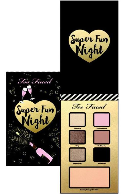 super fun night too faced