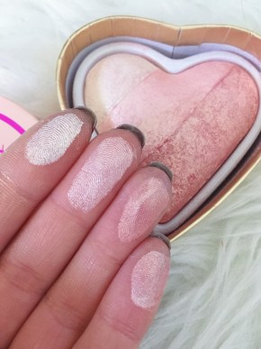 Blush I Heart Makeup Iced Hearts