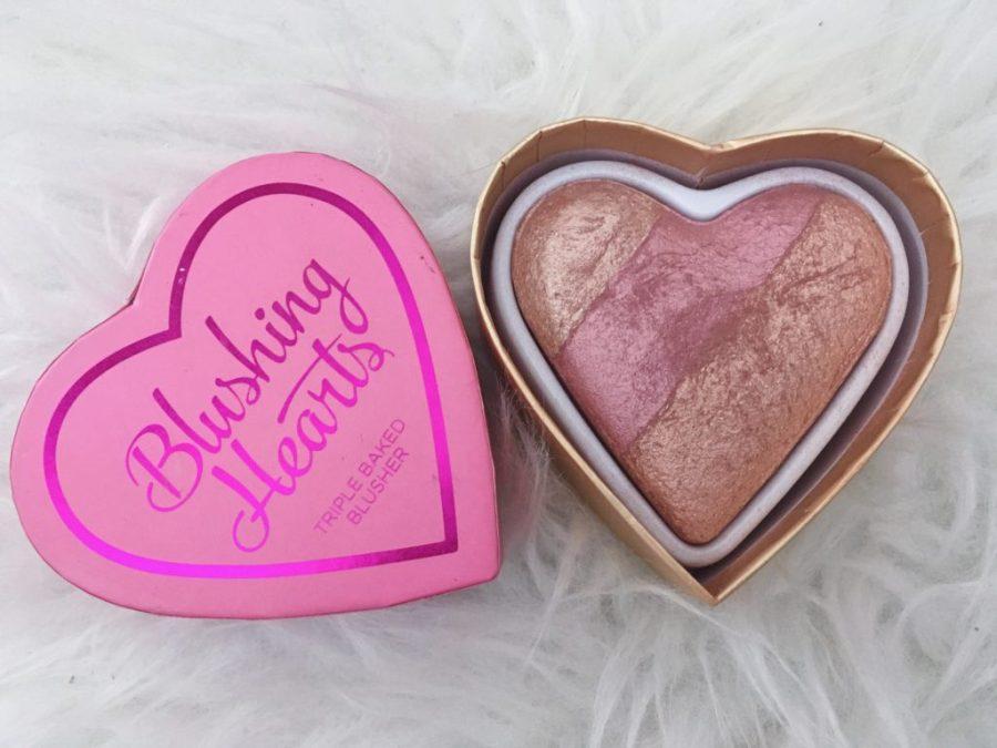 Blush I heart Makeup Peachy keen heart