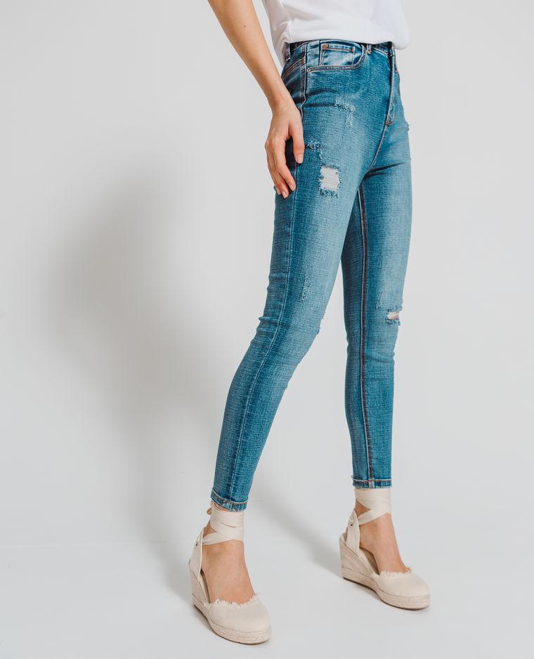 jean skinny pimkie